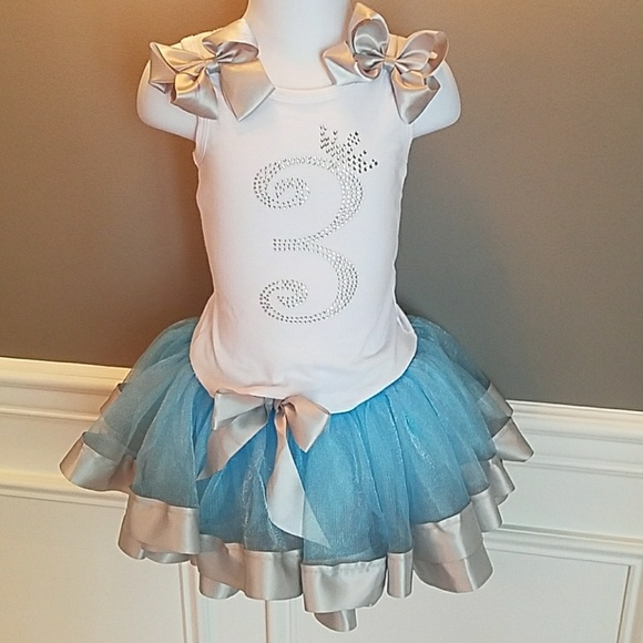 3 Year Old Birthday Shirt And Skirt Outfit M 5af324908df470a912977c64